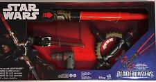 NEW Star Wars BladeBuilders Spin-Action Lightsaber Jedi Sith Inquisitor Disney