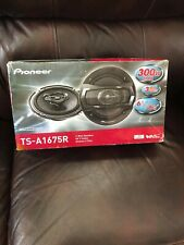 Pioneer Ts-A1675R 3-Way 6.5in. Car Speakers System