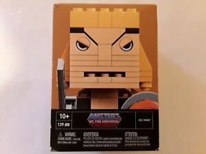 Mega Bloks He Man Masters Of The Universe. Kubros. #1. Collectible.Toy.Gift.