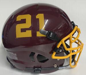 WASHINGTON FOOTBALL TEAM  REDSKINS Full Size Authentic Schutt Football Helmet 21