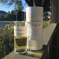 Christian Dior Bois d'Argent Eau De Parfum - Sample 5ml Free Shipping!