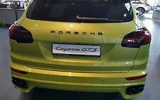 Porsche Cayenne 958 Heck Umbau auf facelift MK2 GTS / Turbo Inkl. Lackierung