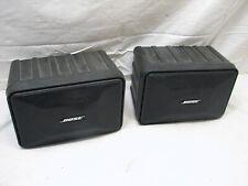 Pr Bose 101 Music Monitor Speakers with Bracket