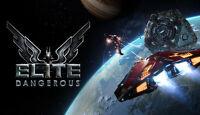 Elite Dangerous Steam Game Key (PC)  - Region Free/Worldwide -