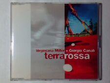 VIRGINIANA MILLER + GIORGIO CANALI Terrarossa cd singolo CSI PGR