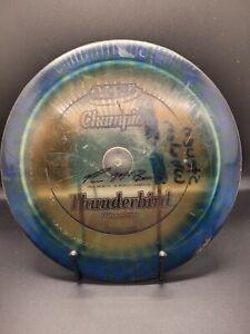 RARE Dye Innova Champion Paul McBeth 3x Champion THUNDERBIRD 175g