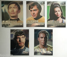 STAR TREK TOS 50th ANNIVERSARY Mirror Mirror Heroes - Complete Your Set
