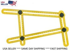 Angle-izer Multi-Angle Ruler Template Tool Angleizer - USA SHIPPING - QUALITY
