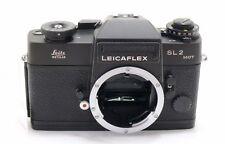 Leicaflex SL2 mot appareil photo noir EXC + +