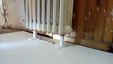 pieds pour radiateurs en fonte  réglable en place 9a13cm carré ou ronde