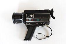 Super 8 Acht Filmkamera Cosina SSL 7410 Zoom f/1,7 8-70 mm mit Audio Aufnahme