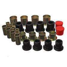Energy Suspension Control Arm Bushing Kit 3.3161G; Black for Chevy C10, Blazer