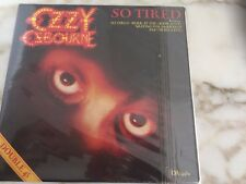 ozzy osbourne double    7 INCHES VINYL HARD TO FIND
