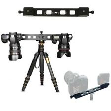 Aluminum Alloy Tripod Dual Quick Release Plate for Benro Arca Swiss Head
