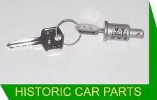 Ignition Switch BARREL & 2 KEYS for MG Midget Mk1 Mk 1 948cc 1961-64