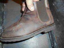 Horka Équestre Unisexe CHESTERFIELD en cuir Laine Doublure Imperméable Rider Boot