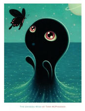 UMIBOZU WISH POSTCARD BY TARA MCPHERSON
