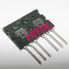 1Pair 2SA1302 2SC3281 Power Transistor 200V 15A 150W