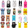 New3D Cute Animals Cartoon Soft Silicone Case Cover Back Skin For Samsung Galaxy