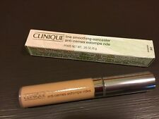 Clinique Line Smoothing Concealer-(04) Medium  *NIB* Full Size- .28 oz/8 g