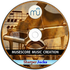 Neu! Musik Zusammensetzung-Notation Multi-Track Audio Editor, Recorder Programm