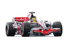 Lewis Hamilton McLaren MP4/23 British GP Silverstone Winner POSTER PRINT A1 Size