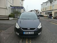 FORD GALAXY ZETEC FSH 7 SEATER NEW MOT FEB 2022 DRIVES VERY WELL WITH NO FAULTS