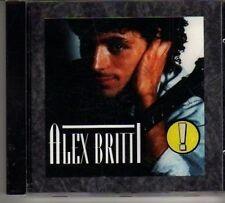 (CR39) Alex Britti, Alex Britti - 1992 CD