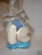 Assorted Set of Decorative Soap Sea Shells