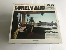 Ben Folds and Nick Hornby - Lonely Avenue CD Album