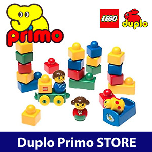 PICK YOUR PARTS - Lego Duplo PRIMO Stacking - Blocks Vehicles Figures Bases
