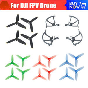 Quick release Propellers for DJI FPV Drone Propeller Guard Prop Protective Cover