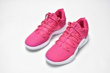 Nike Hyperdunk X Low Mens 7 Pink/White Kay Yow Breast Cancer AT3867 609