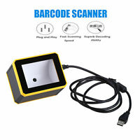 Barcode Scanner Reader 1D/2D Desktop Handfree support Android for Supermarket