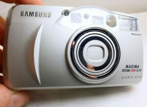 Samsung 100 camera maxima GLM Quatz date - untested for parts AS IS