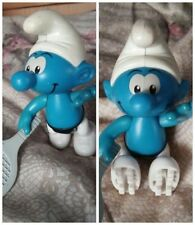PUFFI SMURFS ORIGINAL TENNIS PLAYER LIMITED EDITION VINTAGE SMURF
