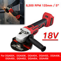 For Makita DGA456 18v 125mm LXT Cordless Angle Grinder Body Only(New-Bare Tool)