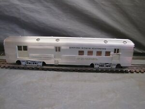 "K-Line O Scale NYC Empire State Express ""Alonzo B. Cornell"" RPO #K4670-15021"
