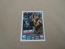 Carte catch Slam Attax Rumble 2011 - Goldust
