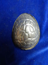 MOULE A CHOCOLAT ANCIEN / Old chocolate mold - OEUF / Egg - 15 CM
