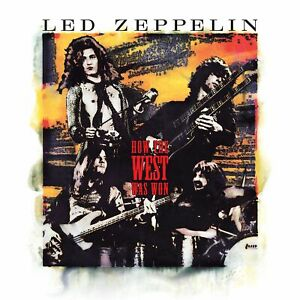 Led Zeppelin - How The West Was Won NEW Sealed Vinyl Box Set