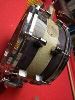 Ddrum Snare Drum Vintage Bubinga Dios Series Rare! Mint Condition
