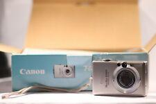 canon powershot sd600 digital camera / silver