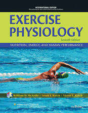 Exercise Physiology: Nutrition, Energy, and Human Performance-ExLibrary