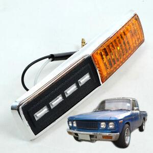 Fit 1972-1980 Isuzu KB20 Bedford KB Chevrolet LUV side marker Lamp