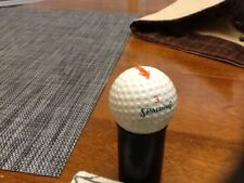 Vintage SPALDING PRACTICE GOLF BALL - GREAT FOR PUTTING