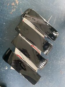 AVS Smoke Headlight Covers 94-99 Chevrolet GMC C/K1500-3500 00-94 Tahoe Suburban