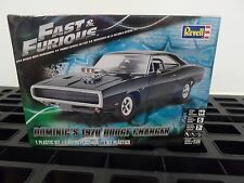 Revell 1:25  fast and furious 1970 DODGE CHARGER  RMX4319-W