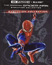 THE AMAZING SPIDER-MAN - EVOLUTION COLLECTION (5 BLU-RAY 4K UHD + BLU-RAY)