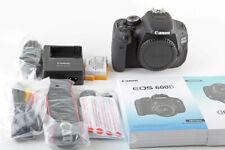 Canon EOS 600D Body, Gehäuse, wie Neu, 107 Auslösungen